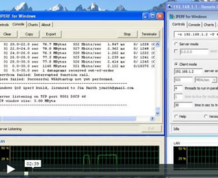 IPERF for Windows